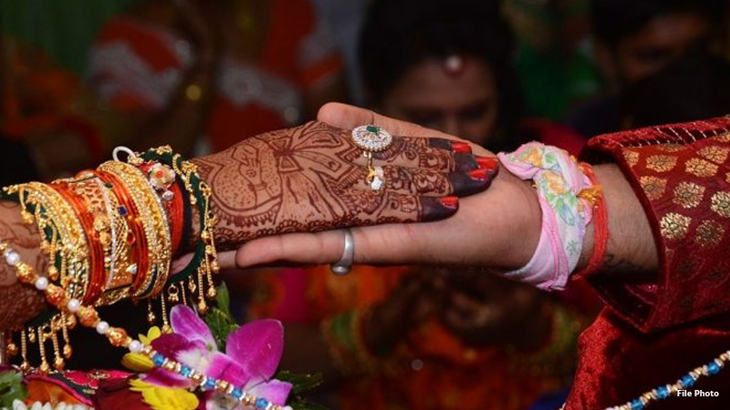43 wedding guests test positive for covid-19 in kerala groom and bride infected too