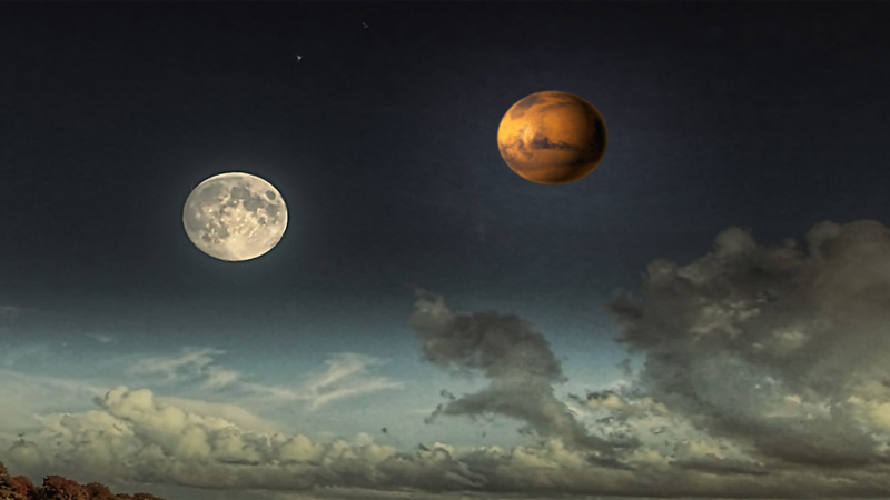 Possible to Grow Crops on Mars and Moon For Future Explorers Study