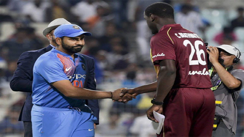 here are the India vs WI odi team preduction