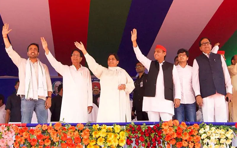 mayawati will take important meeting in delhi after bsp defeat in lok sabha election