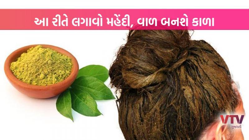 Mix This Hina Shikakai and Almond oil in mehndi and get black and Shiny long hair
