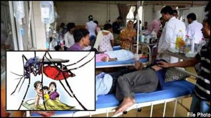 Ahmedabad Malaria raft More than 2500 cases were reported in 10 days