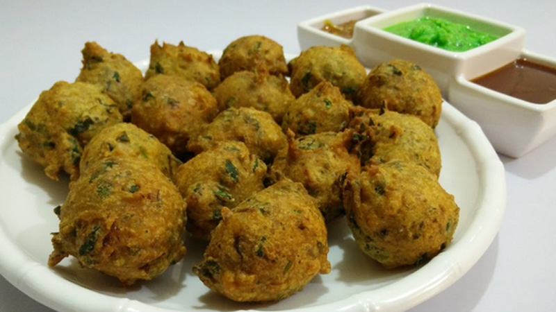 Best and simple recipe of Methi gota For Winter snacks on sunday