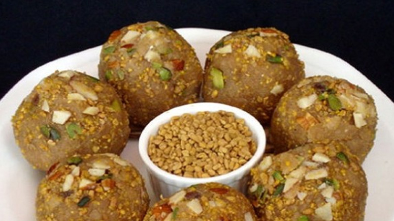 Try Methi ladoo Recipe in Winter Season To avoid Joint Pain