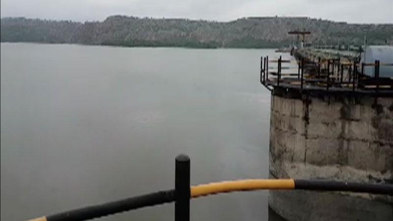 Mahisagar Water released Kadana Dam Sujalam Sufalam Canal