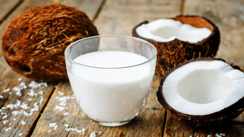 Immunity Boosting Coconut Milk Recipe