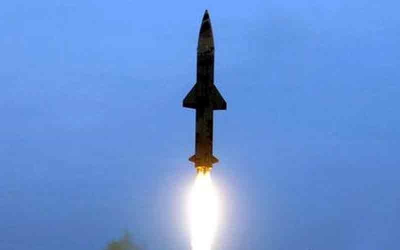 India successfully carries out night-firing test of ballistic missile in Odisha