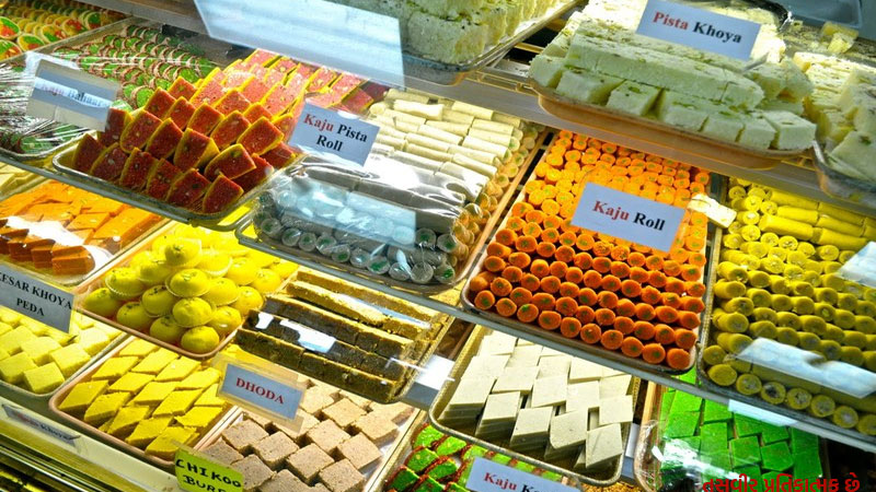 Are rasranjan, Gwalior and dudhiya's sweets Worthy to Eat?