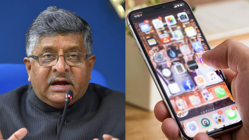 india is the second largest mobile manufacturing country in the world ravi shankar prasad