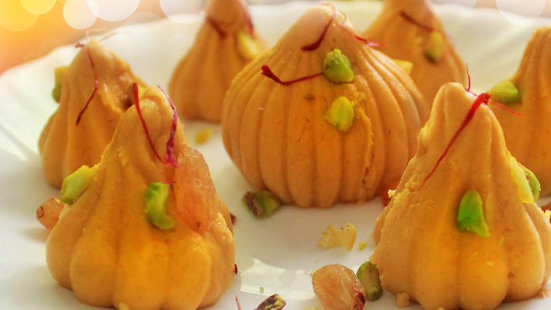 Know The Special Modak Recipe For Ganesh Chaturthi