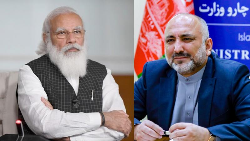 afghan foreign minister statement no peace process is possible without india