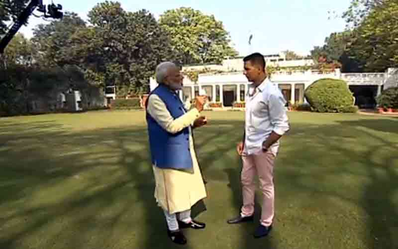 In interview to Akshay Kumar, PM Modi