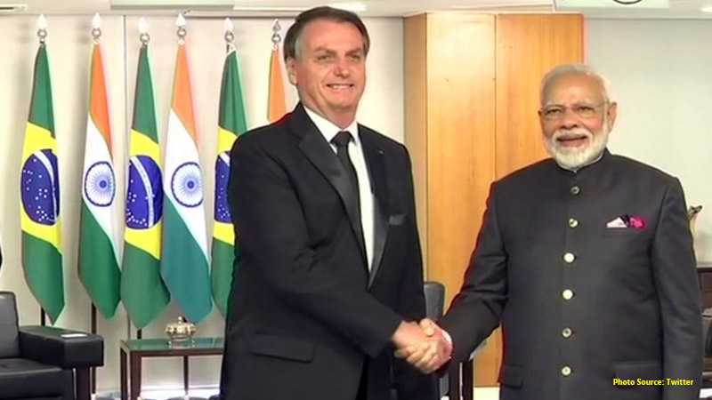 Brazil President Bolsonaro to be chief guest at India Republic Day celebrations