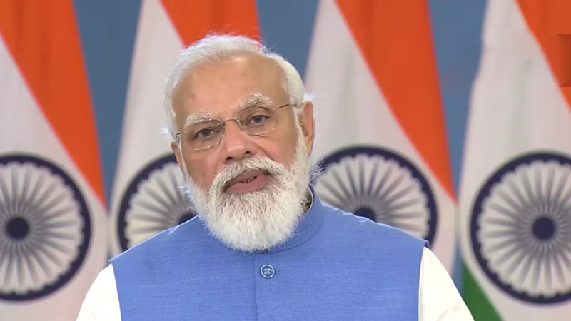 PM Modi addresses Global Covid-19 summit