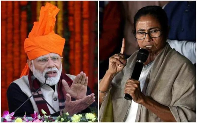 Exit Poll West Bengal PM Modi Mamata Banerjee BJP TMC