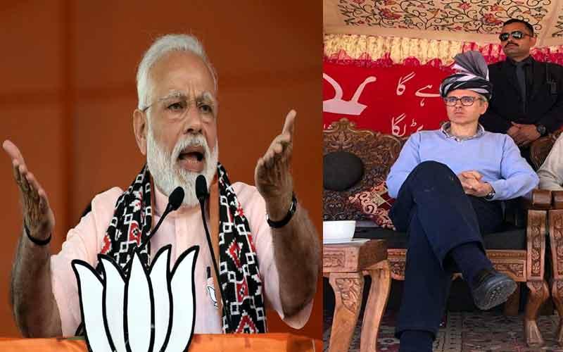 PM Modi vs Omar Abdullah Over Separate PM For Jammu