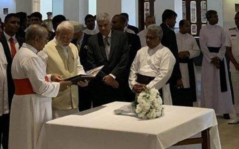 prime minister narendra modi visit sri lanka