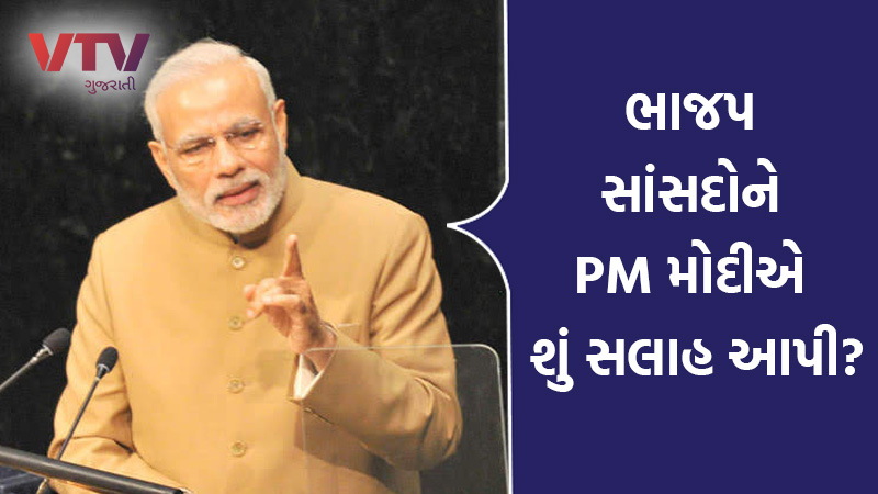 pm narendra modi attacked the opposition and asked the party leaders to counter the lies being spread