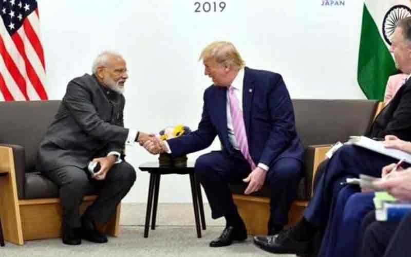 When PM Modi meets Trump in Japan