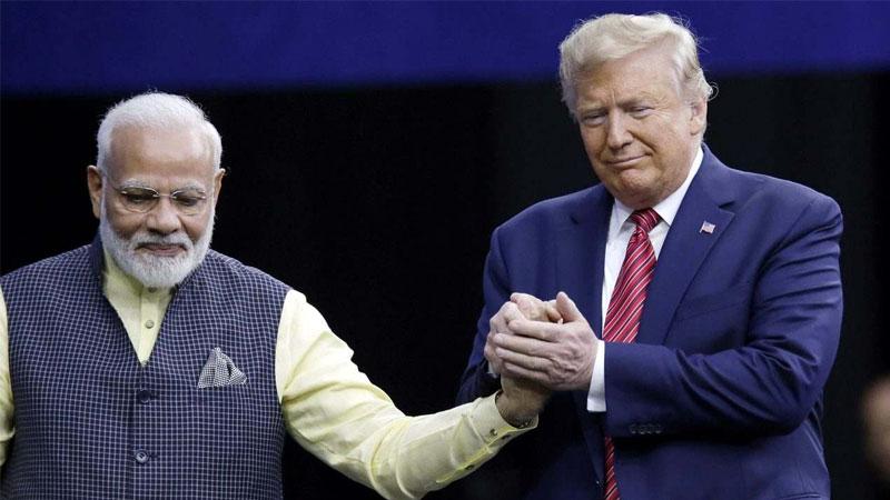 Do not misinterpret what was said Jaishankar on PM endorsing Trump at Howdy Modi event