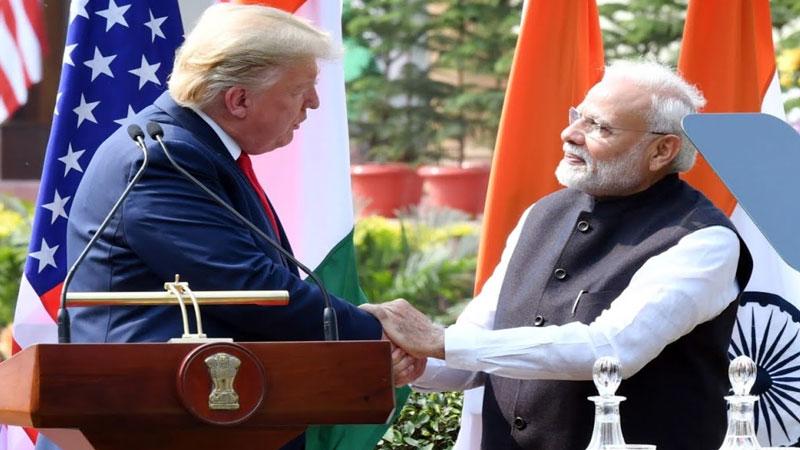 coronavirus white house unfollow pm narendra modi pmo india twitter donald trump