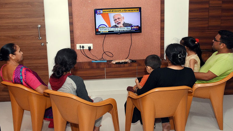govt puts import restrictions on colour television
