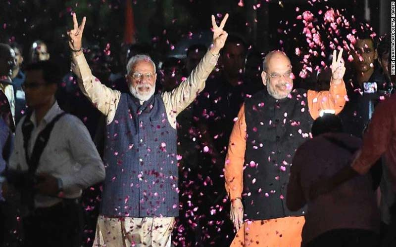 lok sabha results pm narendra modi magic first times happen these things