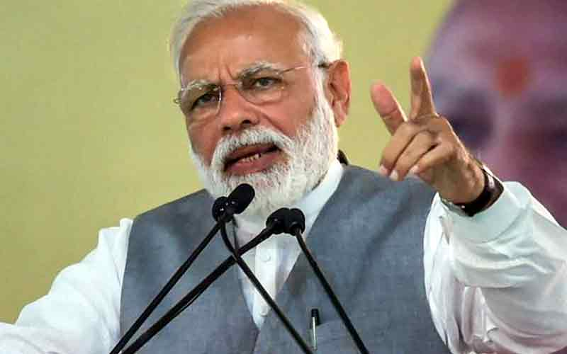 How many seats did the NDA win in 2014
