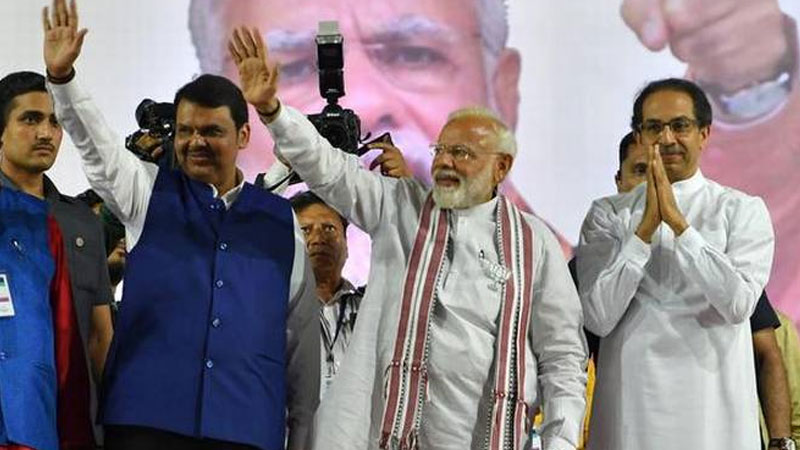 Maharashtra, Haryana exit polls to predict the outcome of assembly elections