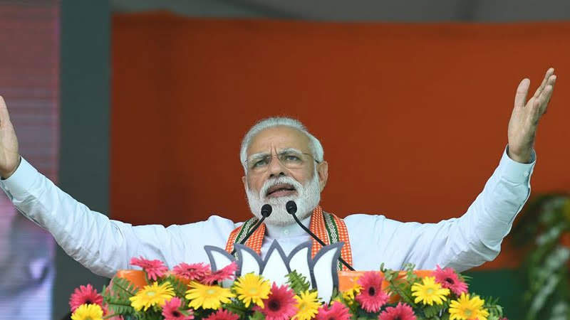 congress is frustrated to see our success assam cm sarvananda sonowal pm modi bodo