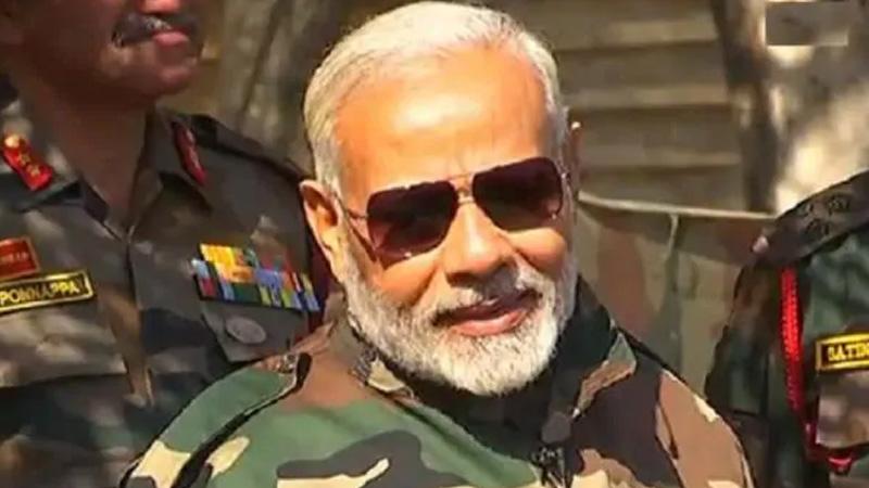 pm narendra modi likely to visit jaisalmer border to celebrate diwali with jawans