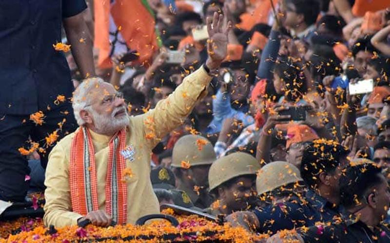 Exit Poll Results 2019 Modi government BJP Congress