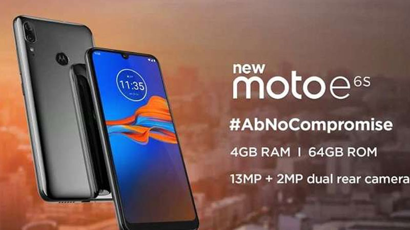 motorola smart tv moto e6s smartphone launching on september 16 know expected features
