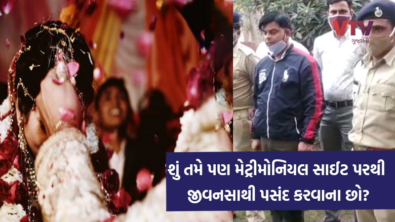 Ahmedabad cyber police caught man who merry with 50 girls