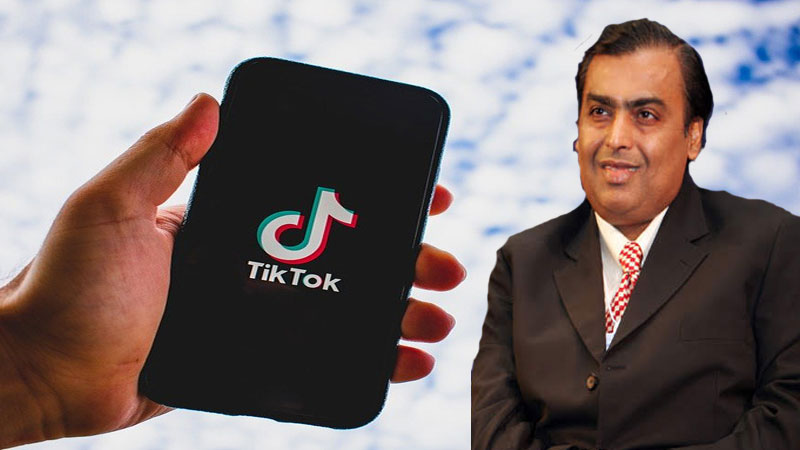tiktok approches ril to sell its india business is reliance going to purchase it