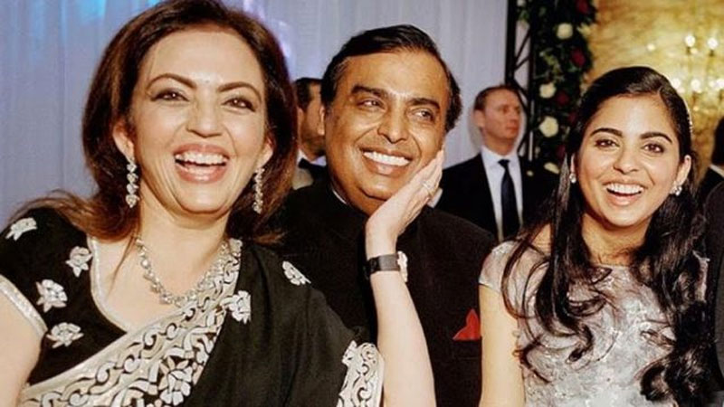 Mukesh Ambani Salary Is Less Compared To His Cousins In Reliance Industries Board