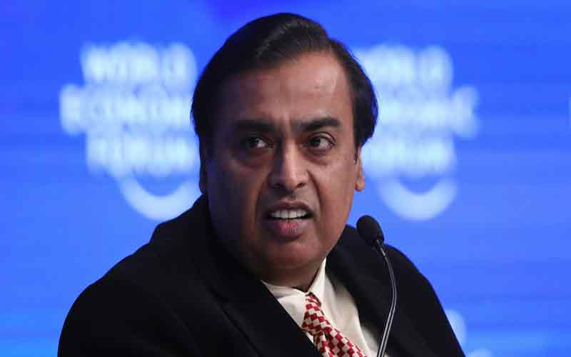 Mukesh Ambani is clearing the way for the launch of his e-commerce business
