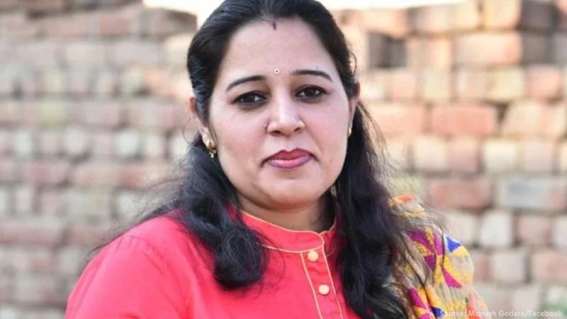 big revealing in bjp leader munesh godara murder case in gurugram love affair