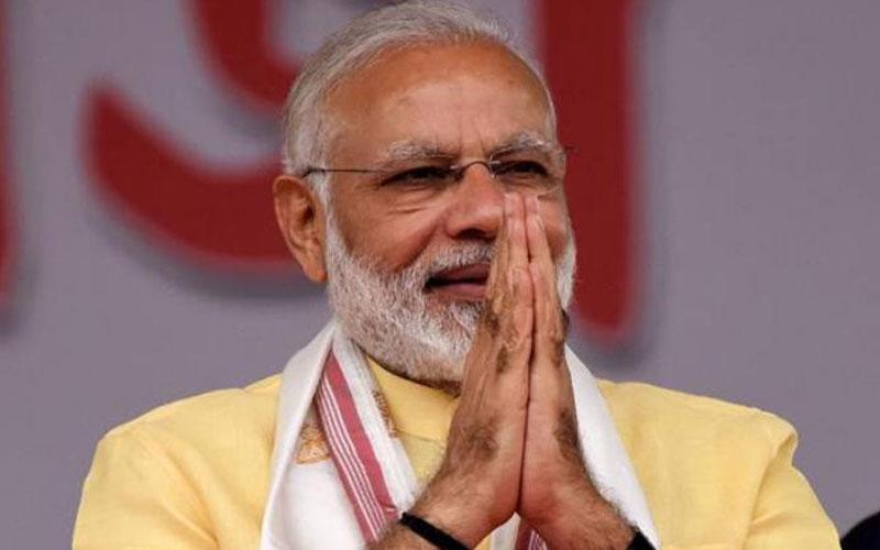 narendra modi victory tweet 2014 2019 india has won lok sabha election 2019