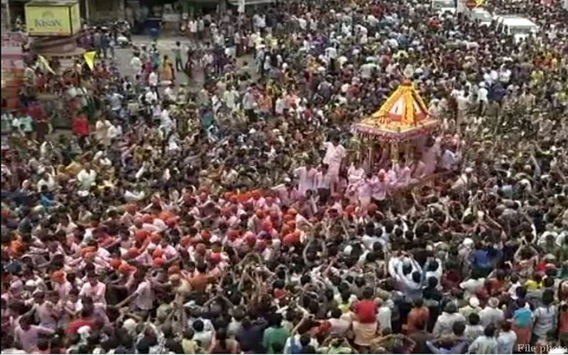 tomorrow Ahmedabad JaganNath Rath Yatra