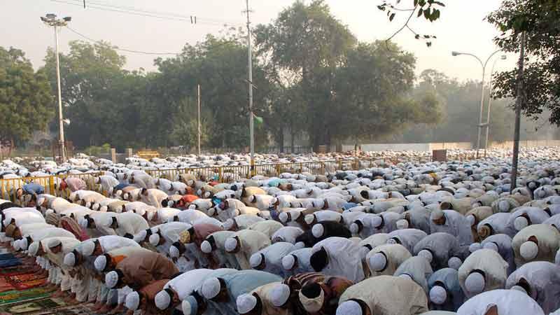 Police ban namazon roads across Uttar Pradesh