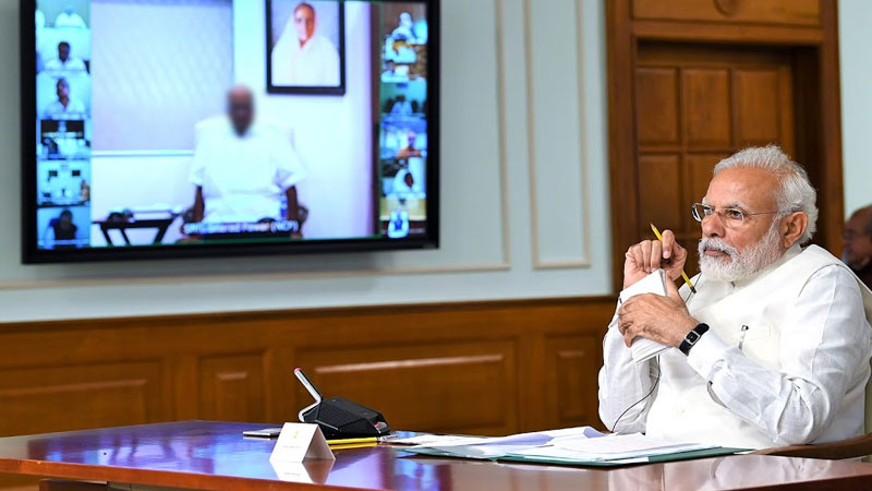 pm narendra modi cabinet meeting coronavirus lockdown updates