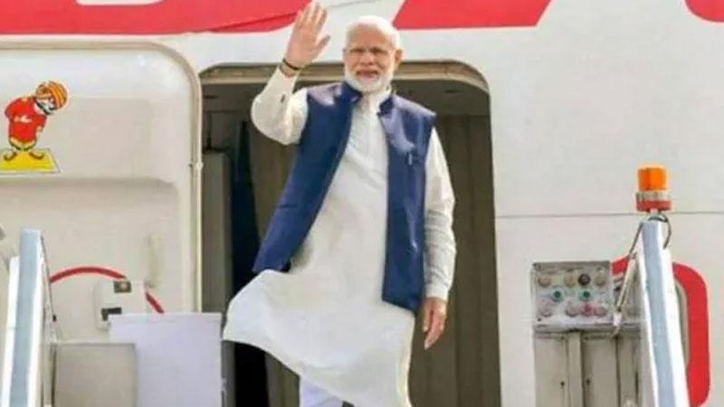 narendra modi air space pakistan america