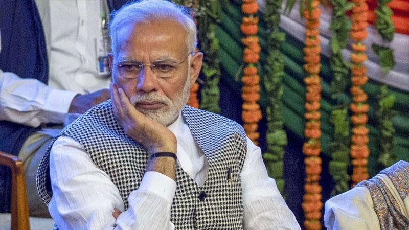 economy slowdown stock investor 14 lakh crore rupees lost in share market in modi 2 0 100 days government