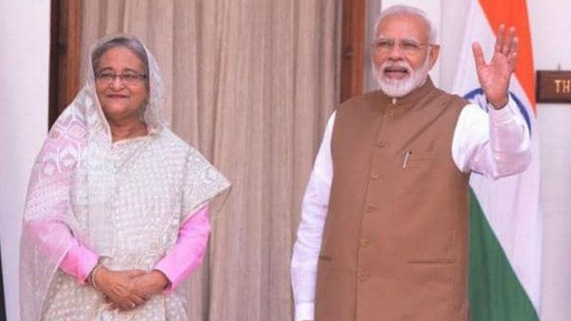 india bangladesh ink 7 pacts after talks between pm narendra modi and sheikh hasina