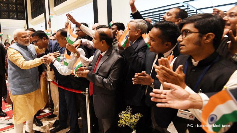 pm narendra modi bhutan jigme khesar namgyel wangchuck visit
