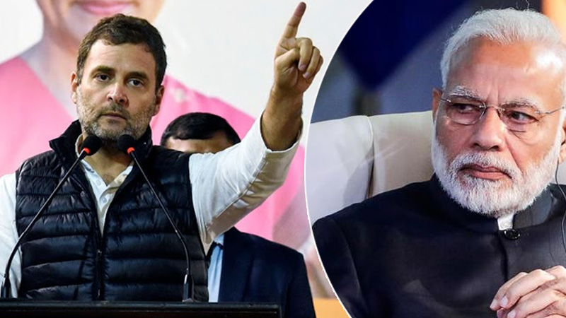 rahul gandhi tweeted on corona vaccine by Indian government