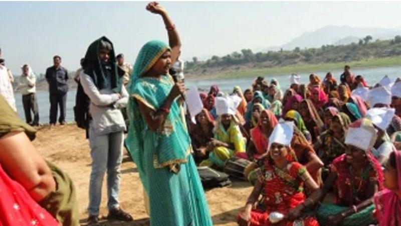 narmada farmer protest for shoolpaneshwar sanctuary eco sensitive zone