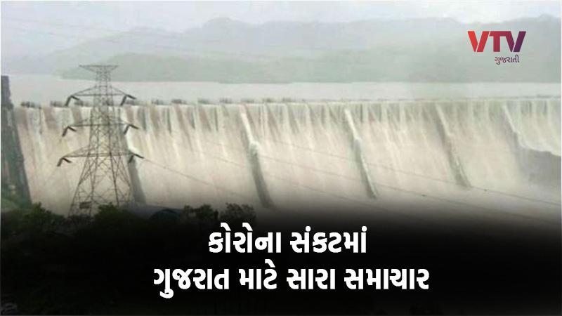 good News for gujarat narmada dam income start now for powerhouse
