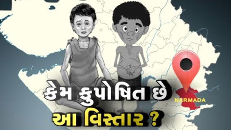 Children Nutrition Park Narmada district Malnutrition gujarat